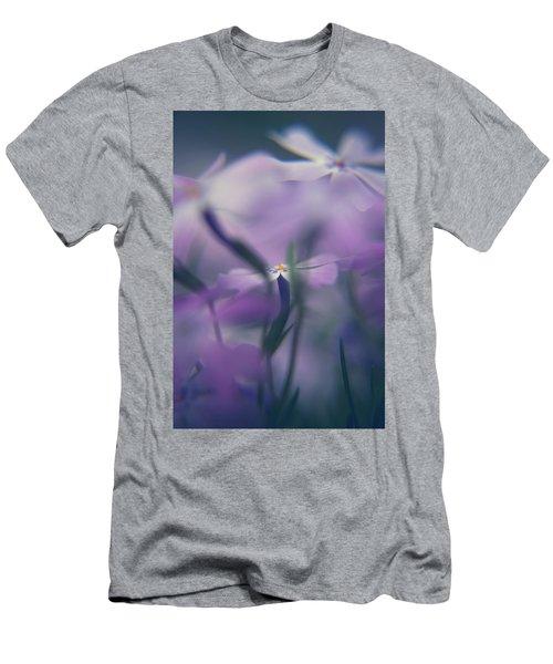 Creeping Phlox Men's T-Shirt (Athletic Fit)
