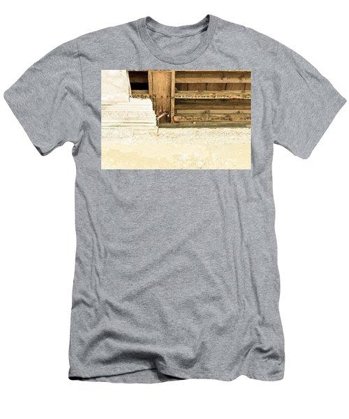 Damaged Celing  Men's T-Shirt (Athletic Fit)