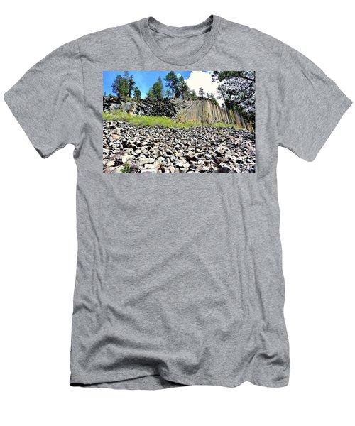 Devils Postpile Men's T-Shirt (Athletic Fit)