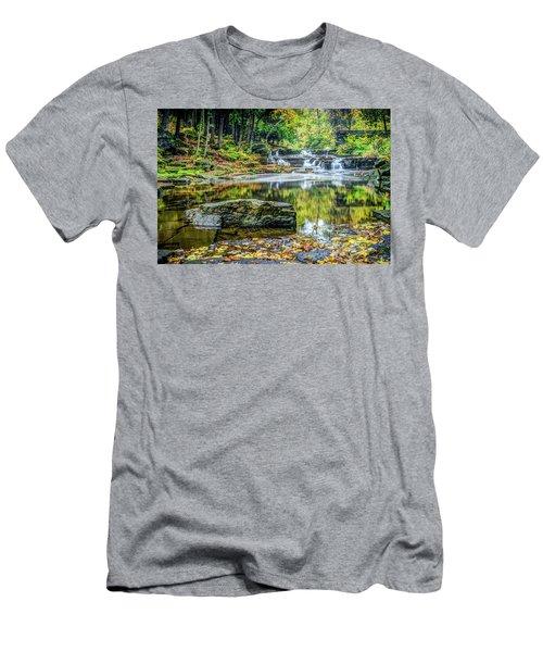 Devils River 3 Men's T-Shirt (Athletic Fit)