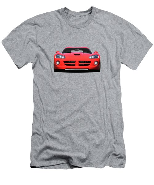 Dodge Viper Men's T-Shirt (Slim Fit) by Mark Rogan