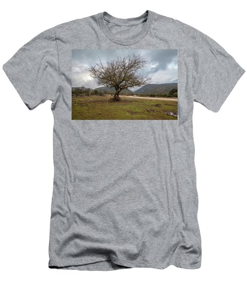 Dry Tree Men's T-Shirt (Athletic Fit)