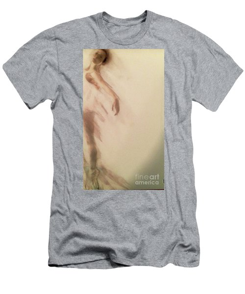 Dust In The Wind Men's T-Shirt (Slim Fit) by FeatherStone Studio Julie A Miller