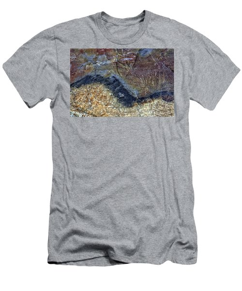 Earth Portrait 000-205 Men's T-Shirt (Athletic Fit)