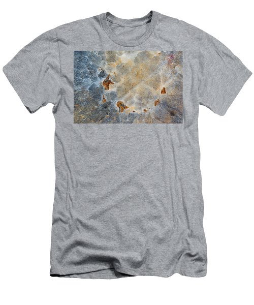 Earth Portrait 286 Men's T-Shirt (Athletic Fit)