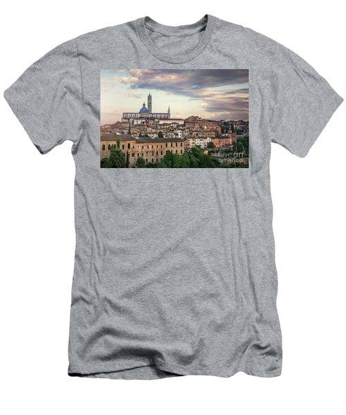Evening Adagio Men's T-Shirt (Athletic Fit)