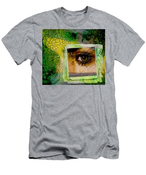 Eye, Me, Mine Men's T-Shirt (Athletic Fit)