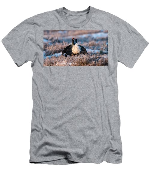 Face To Face Men's T-Shirt (Athletic Fit)