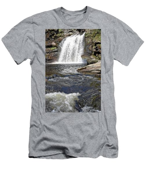 Falls Of Falloch Men's T-Shirt (Athletic Fit)