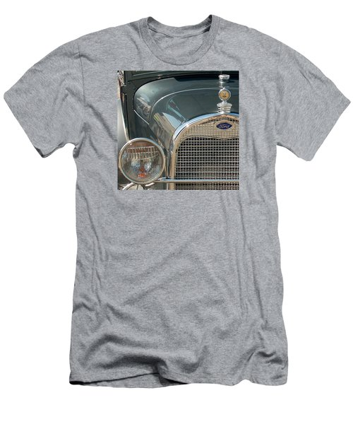 Ford Grill Men's T-Shirt (Athletic Fit)
