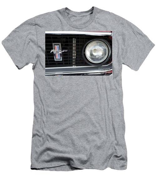 Ford Mustang   Men's T-Shirt (Slim Fit) by Pamela Walrath
