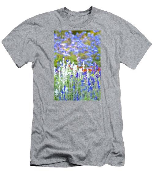 Garden Impression Men's T-Shirt (Slim Fit) by Tim Good