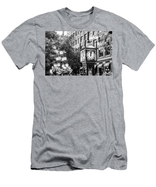 Gastown Steam Clock Men's T-Shirt (Athletic Fit)