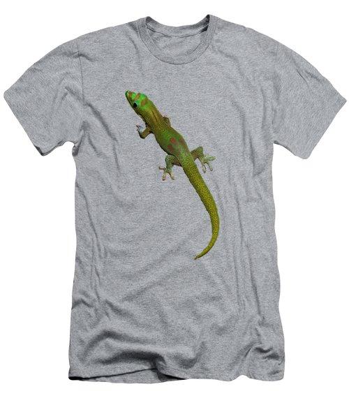Gecko  Men's T-Shirt (Athletic Fit)