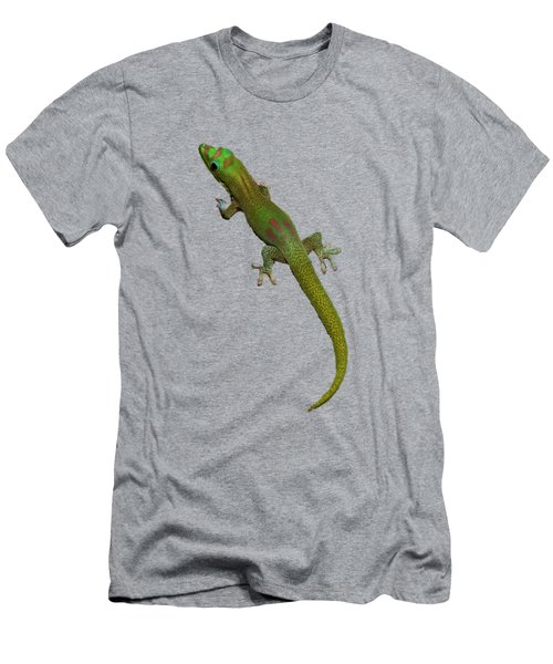 Gecko  Men's T-Shirt (Athletic Fit)