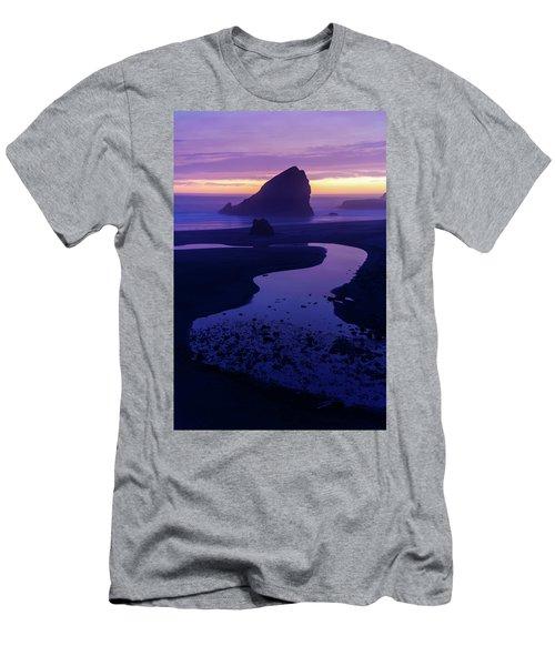 Men's T-Shirt (Slim Fit) featuring the photograph Gem by Chad Dutson