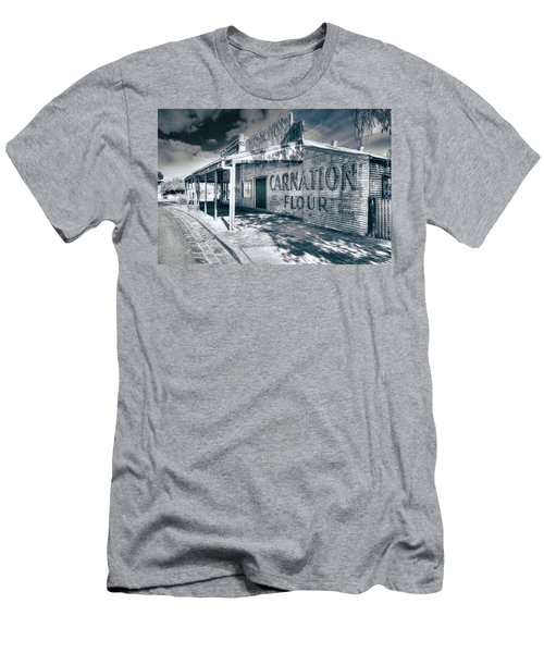 Men's T-Shirt (Slim Fit) featuring the photograph General Store by Wayne Sherriff