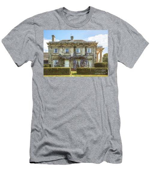 Georgian House Men's T-Shirt (Athletic Fit)