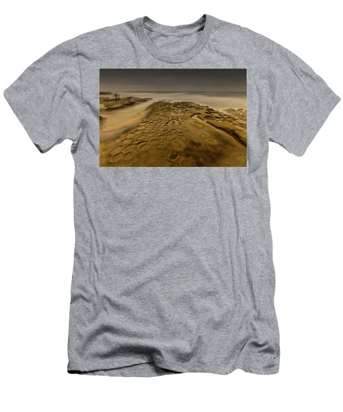 Ghost Photographer Men's T-Shirt (Athletic Fit)
