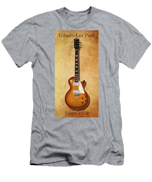 Gibson Les Paul Since 1952 Men's T-Shirt (Athletic Fit)