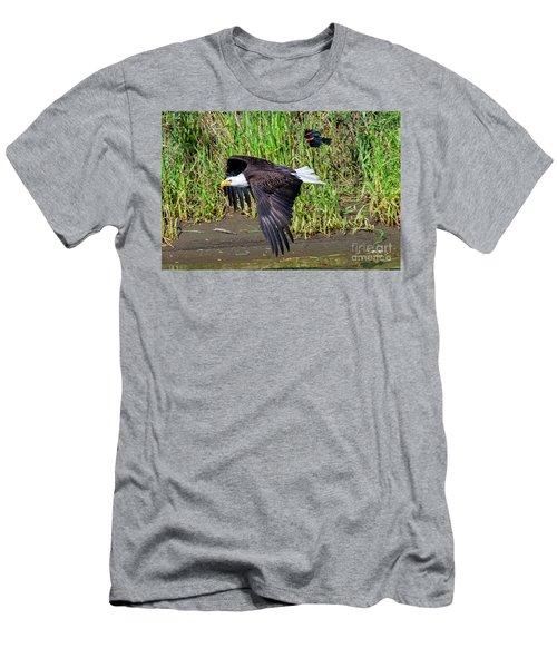Hot Pursuit Men's T-Shirt (Athletic Fit)