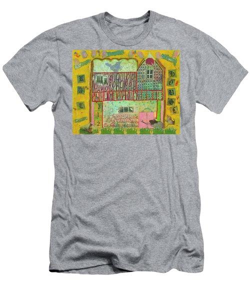 House #3 Men's T-Shirt (Athletic Fit)