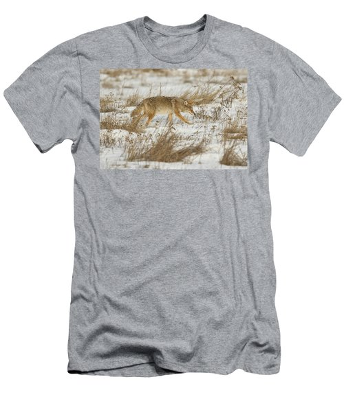 Hunting Men's T-Shirt (Slim Fit) by Scott Warner