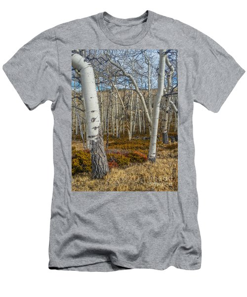Into The Trees Men's T-Shirt (Athletic Fit)