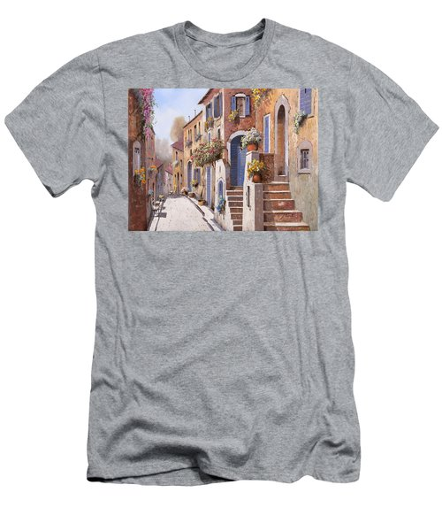 I Gradini Al Sole Men's T-Shirt (Athletic Fit)