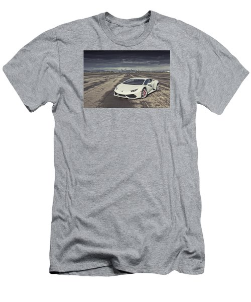 Lamborghini Huracan Men's T-Shirt (Athletic Fit)