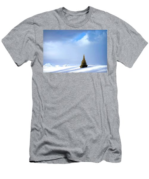 Lonesome Pine Men's T-Shirt (Athletic Fit)