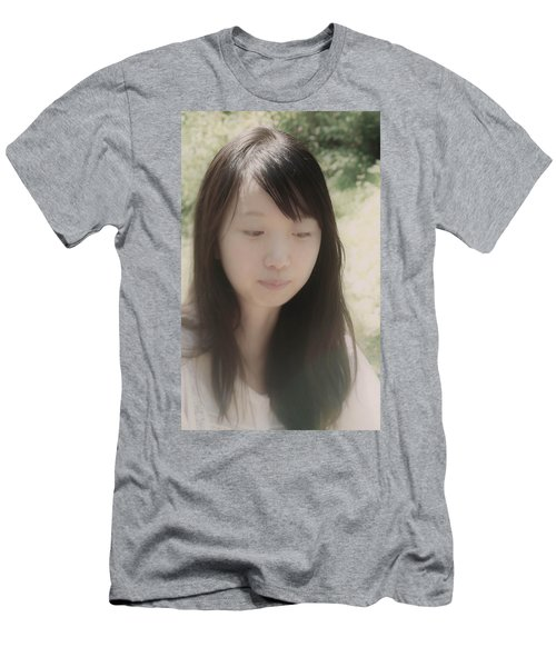 Men's T-Shirt (Slim Fit) featuring the photograph Lost In Thought by Tim Ernst