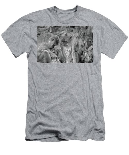 Love Men's T-Shirt (Slim Fit) by Cassandra Buckley