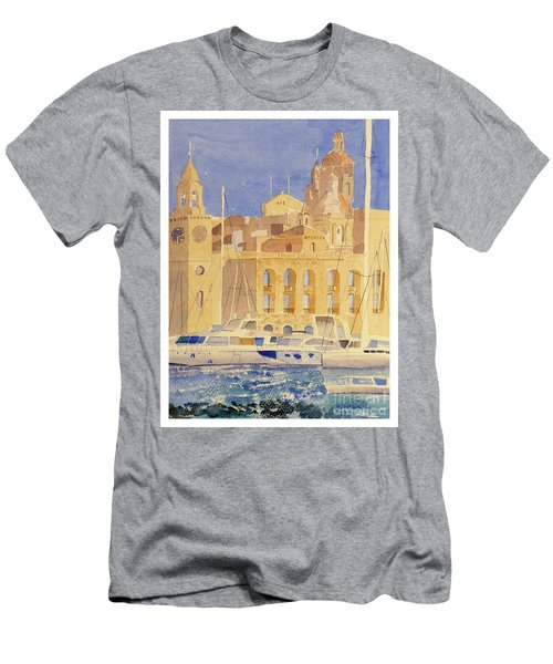 Maritime Museum Men's T-Shirt (Athletic Fit)