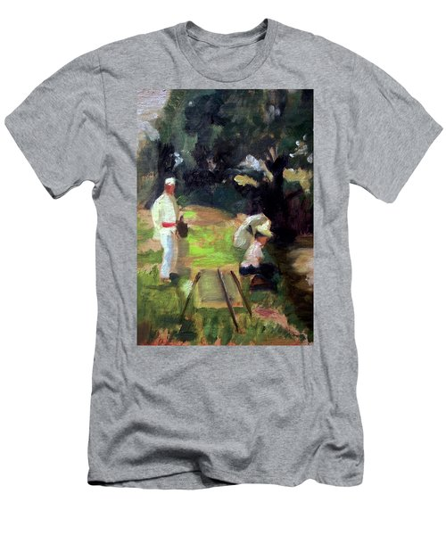 Mastercopy Men's T-Shirt (Athletic Fit)