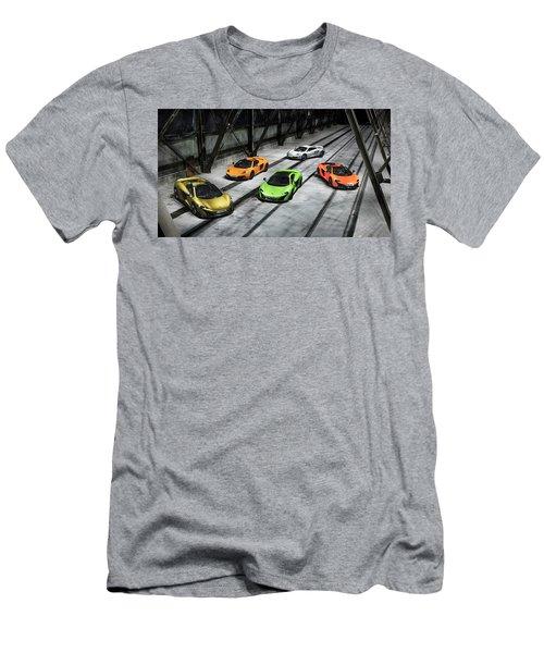 Mclaren Men's T-Shirt (Athletic Fit)