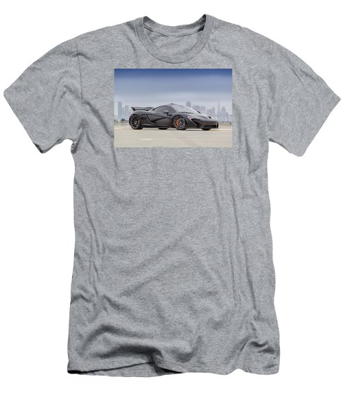 Mclaren P1 Men's T-Shirt (Athletic Fit)