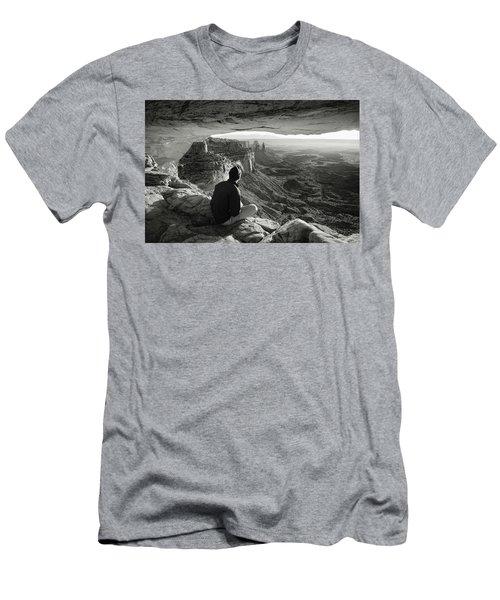Mesa Arch Men's T-Shirt (Athletic Fit)