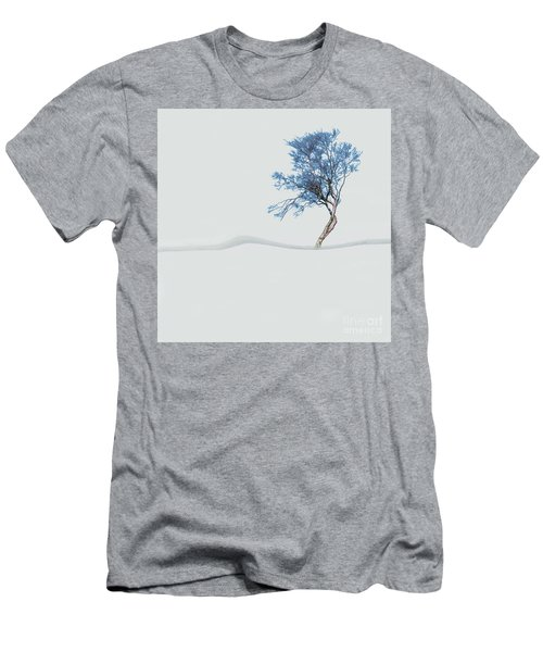 Mindfulness Tree Men's T-Shirt (Athletic Fit)