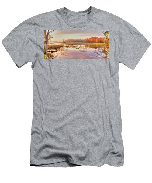 Misty Morning II Men's T-Shirt (Athletic Fit)