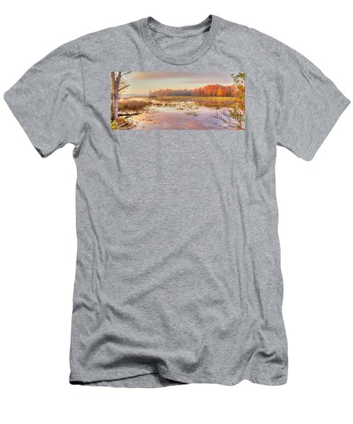 Misty Morning II Men's T-Shirt (Athletic Fit)