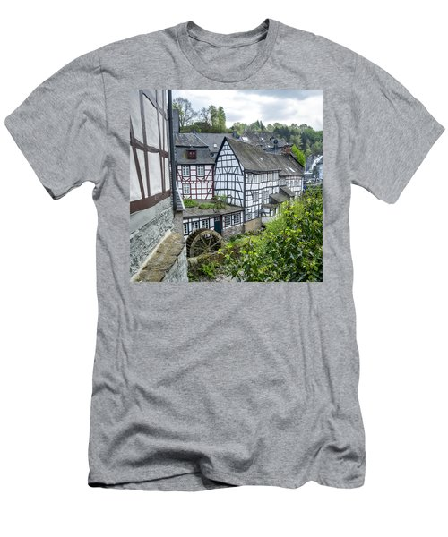 Monschau In Germany Men's T-Shirt (Athletic Fit)