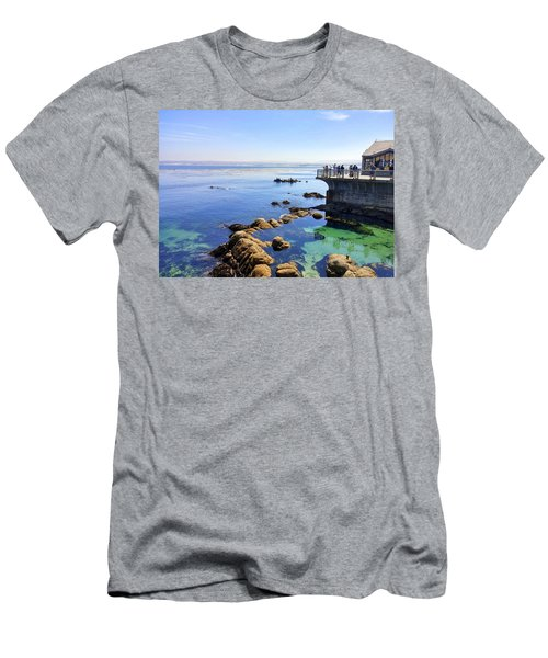 Montery Bay Men's T-Shirt (Athletic Fit)