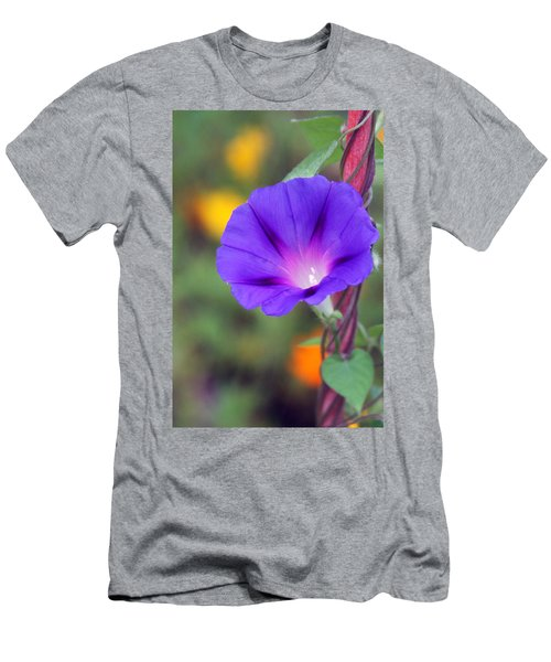 Men's T-Shirt (Athletic Fit) featuring the photograph Morning Glory by Vadim Levin