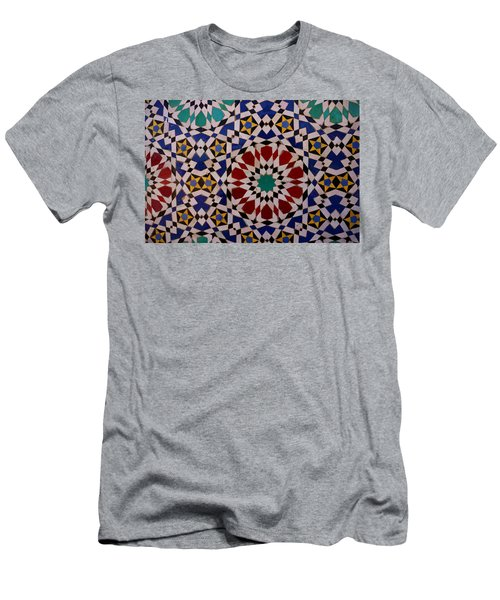 Mosaic Men's T-Shirt (Athletic Fit)