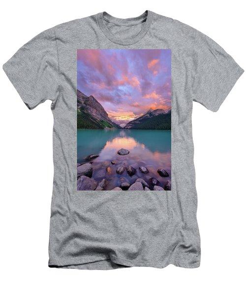 Mountain Rise Men's T-Shirt (Athletic Fit)