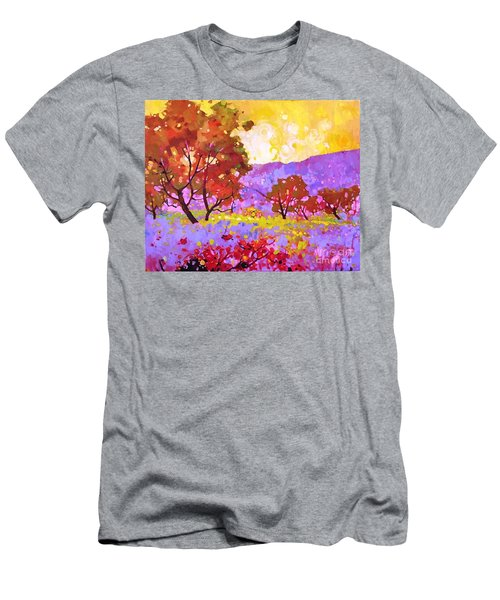Oaks In Dream Men's T-Shirt (Athletic Fit)