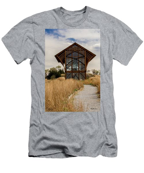 Omaha Holy Family Shrine 2 Men's T-Shirt (Athletic Fit)