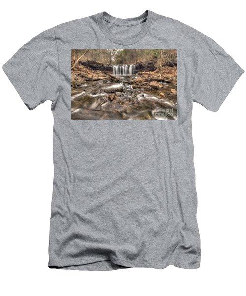 Oneida Falls II Men's T-Shirt (Athletic Fit)