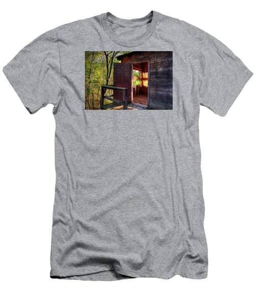Open Door Men's T-Shirt (Athletic Fit)